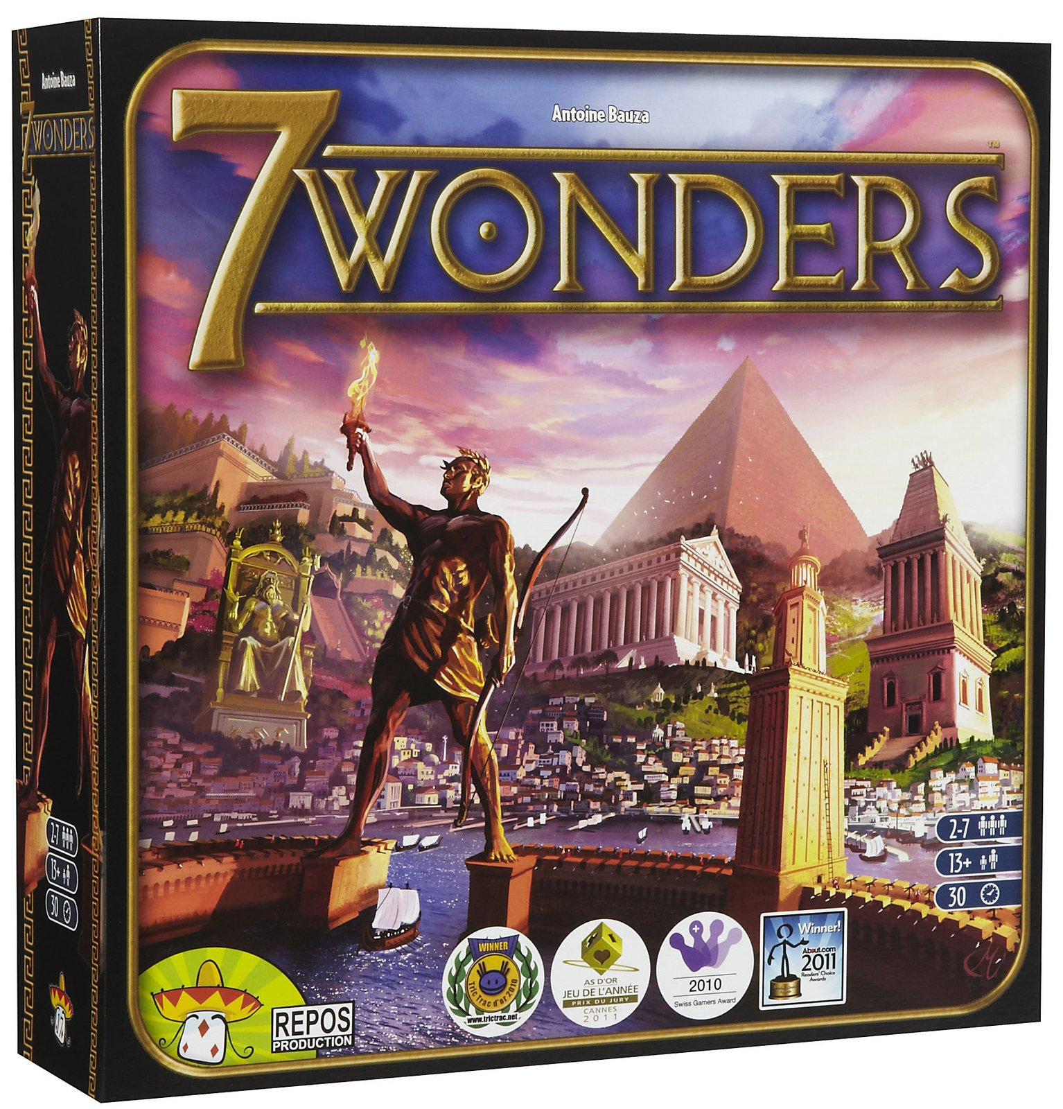 7Wonders Modern Classics