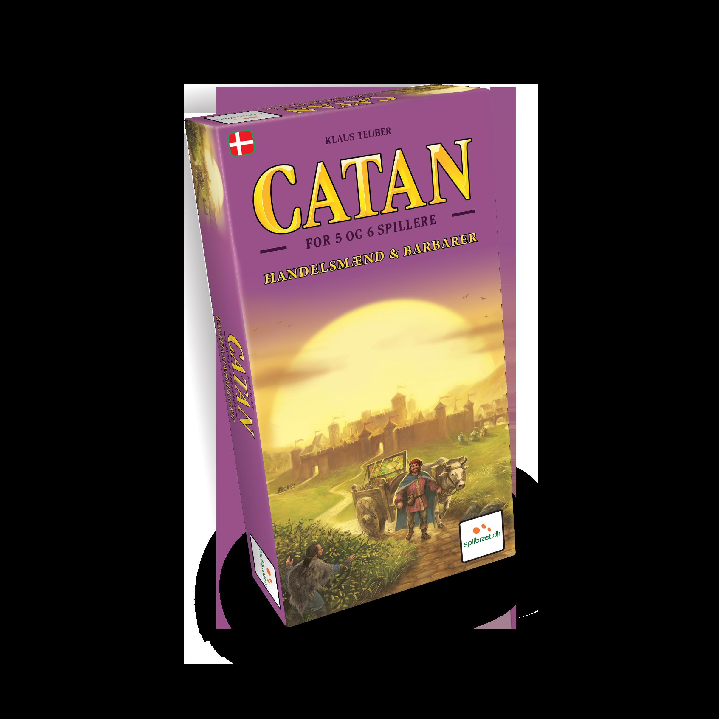 Braetspil-Settlers-fra-Catan-Handelsmaend-og-barbarere-udvidelse