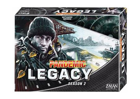 Pandemic legacy season 2 månedens spil