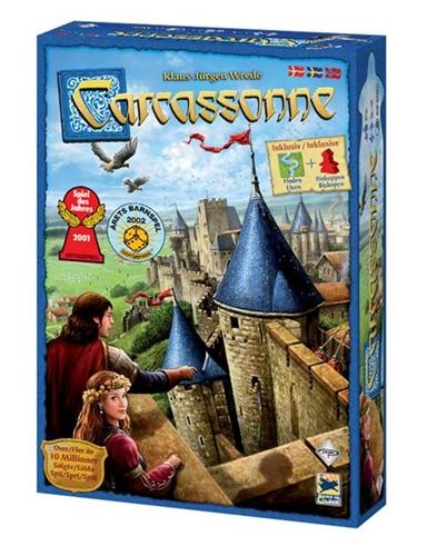 Carcassonne Modern Classics