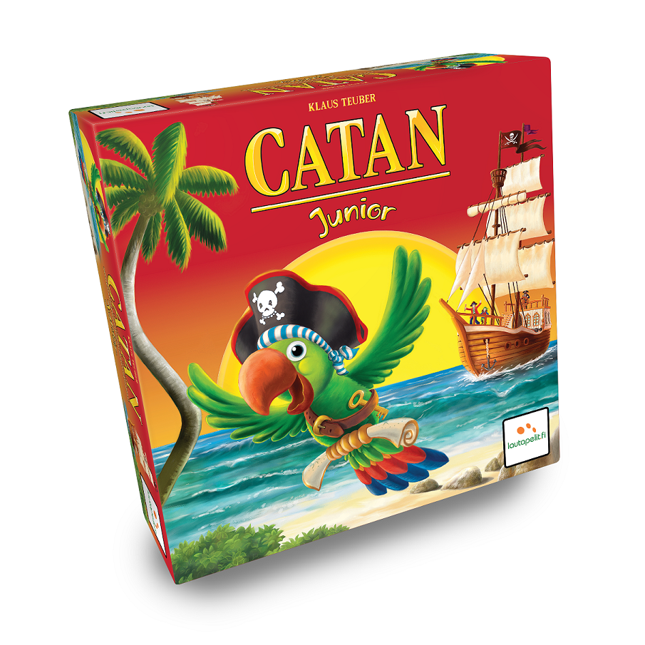Catan Junior forside