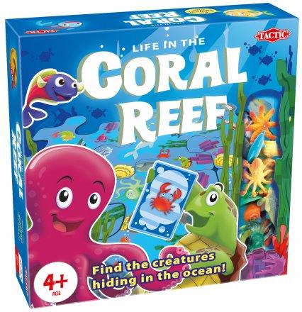 Coral reef børnespil