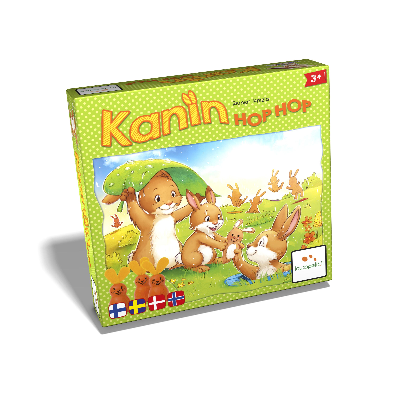 Kanin-Hop-Hop-boernespil