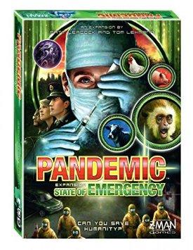 Pandemic State of emergency månedens spil