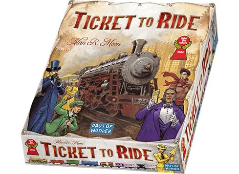 Ticket To Ride US Modern Classics