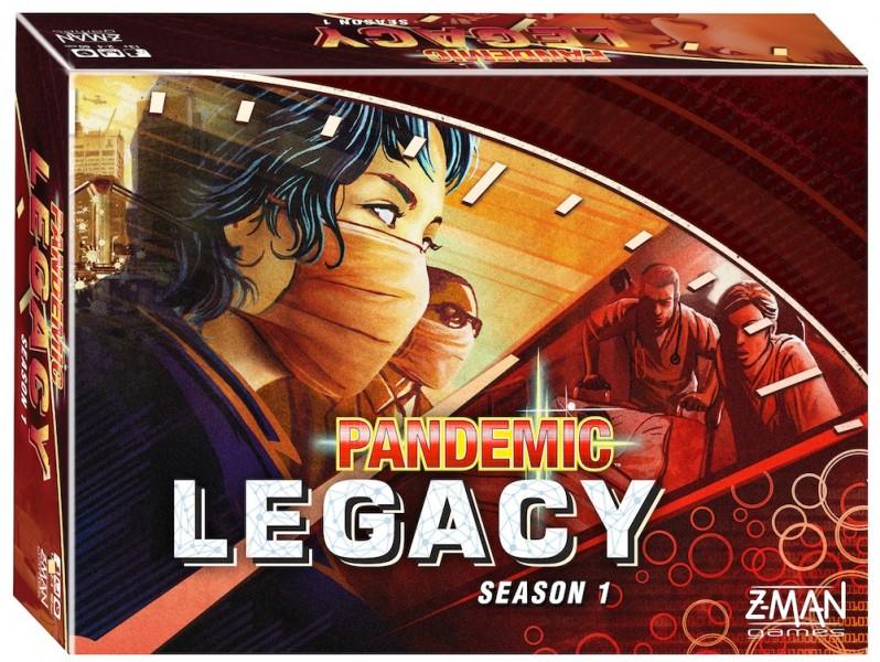 Pandemic legacy season 1 månedens spil