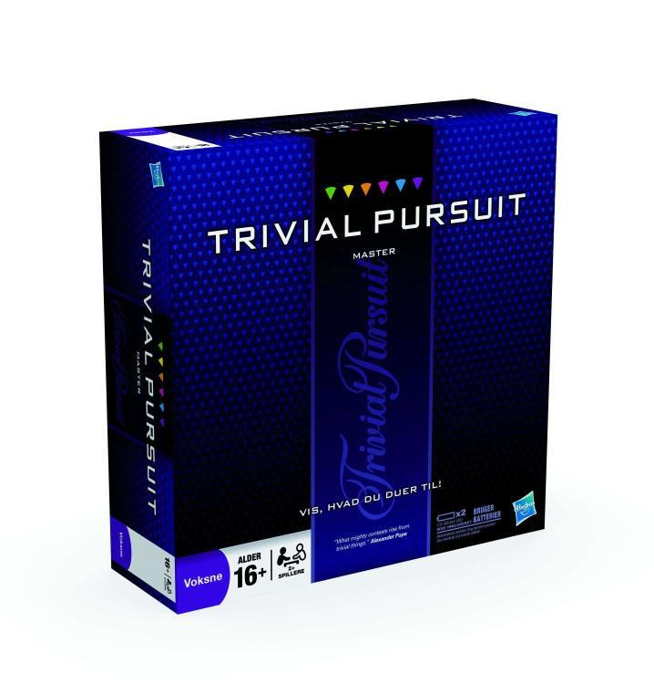 Trivial Pursuit Master